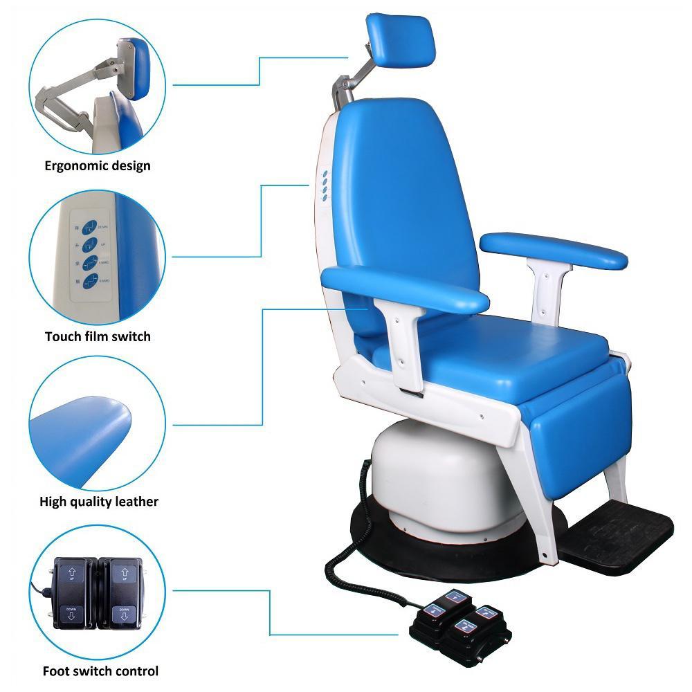 fotel laryngologiczny