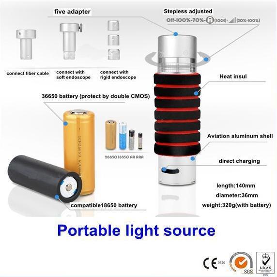 żródła światła LED